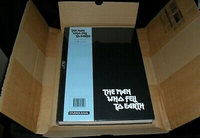 David Bowie - The Man Who Fell To Earth Book.(Sealed) (2016) (40th Anniversary) • 160£