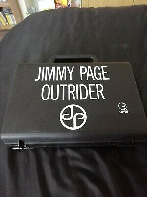 Very Rare Jimmy Page/led Zeppelin  Promo • 75£