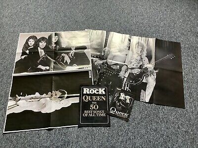 2 Double Sided Queen Posters • 4.99£