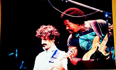 Frank Zappa Original Sole Photo By Late Father Prof Concert/Press Photographer • 7.49£