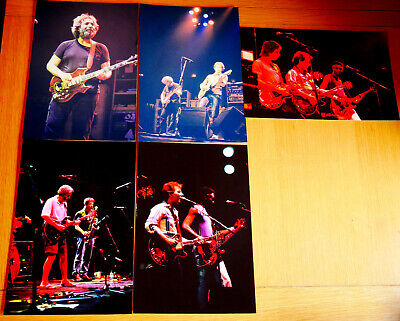 Grateful Dead Original Sole Photos By Late Father Prof Concert Photographer • 14.99£