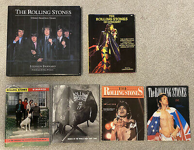 Rolling Stones Concert Books & Biography • 0.99£