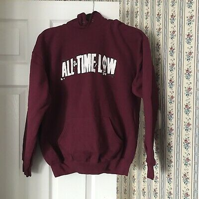 All Time Low Hoodie Size L • 11.90£
