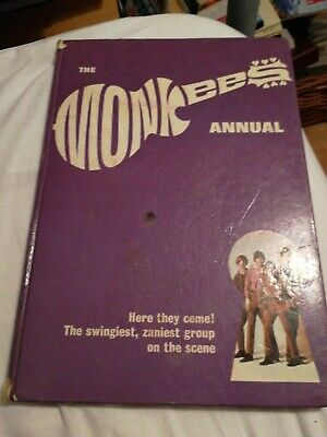 The Monkees Annual 1967 • 0.99£