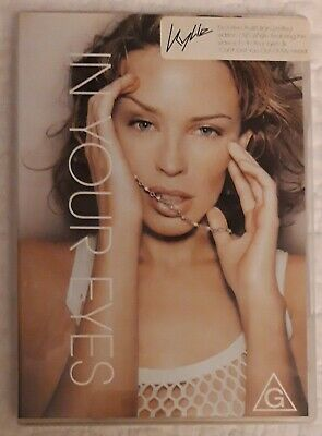 Kylie Minogue - In Your Eyes Australian Limited Edition DVD Single - Rare • 13£