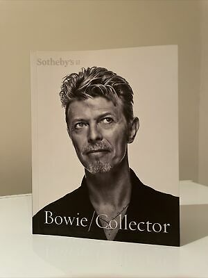 Bowie/Collector Sotheby's Auction Nov 2016 The Personal Art Of David Bowie MINT • 35£