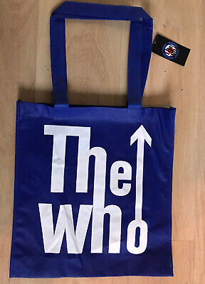 The Who Tote Shopping Bag Brand New With Tags • 1.49£