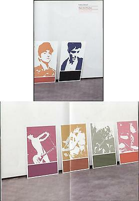 MANIC STREET PREACHERS Forever Delayed Greatest Hits Tour 2002 PROGRAMME • 10.99£