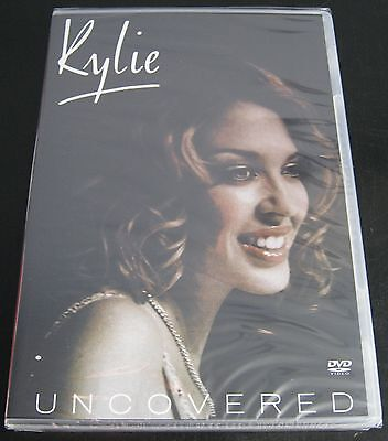 Kylie Minogue - Uncovered Documentary Dvd Brand New & Still Sealed • 12.99£