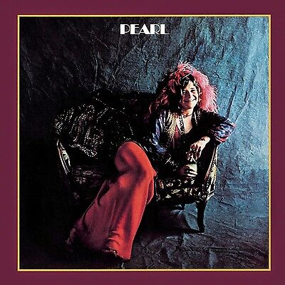 Janis Joplin...Pearl... Iconic Album Cover Poster ....Various Sizes • 8.99£