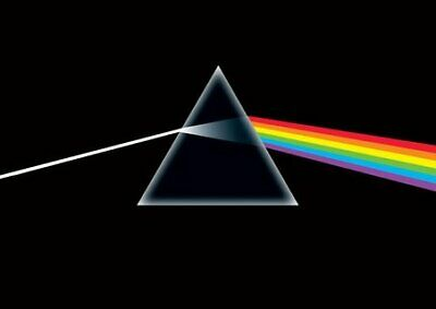 Pink Floyd Poster The Dark Side Of The Moon 91.5x61cm • 12.99£