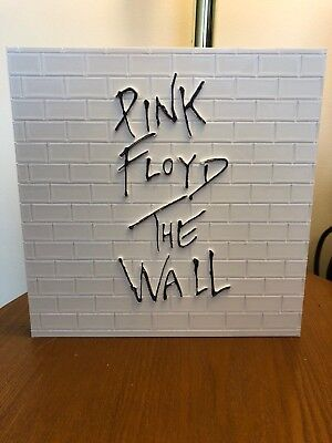 Pink Floyd The Wall 3D Sculpture • 26.27£