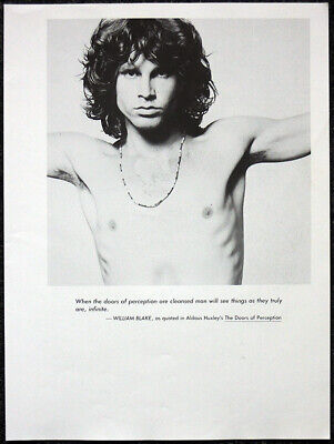 The Doors Poster Page . Jim Morrison . H7 • 5.99£
