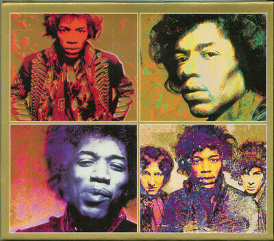 JIMI HENDRIX Experience Collection Mca Records 1993 70 Track Remastered • 36.75£