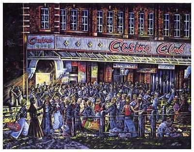 Northern Soul, Northern Soul Art; I'm On My Way; Wigan Casino  Print A2 Size • 19.95£
