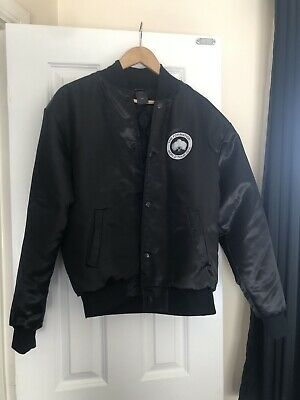 The Formation World Tour Beyonce Black Bomber Jacket Size S • 250£