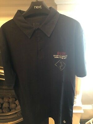 Rush Snakes And Arrows Official Polo Shirt (large) • 30£