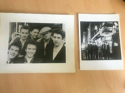2 X The Pogues - London Features Ex Con • 9.99£