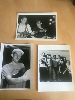 3 X The Pogues - London Features - Ex Con • 12.99£
