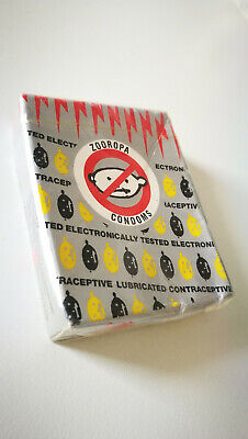U2 CONDOM  From Achtung Baby Tour Never Opened 1992 • 17.80£