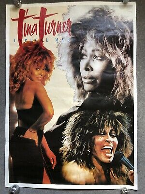 Tina Turner Typical Male Poster • 3.90£