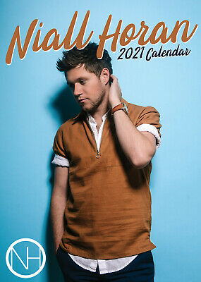 Niall Horan 2021 A3 Poster Size Calendar New And Sealed + Free Uk Postage • 11.99£