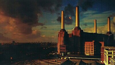 Pink Floyd (Animals ) Classic Retro Advertising Poster Various Sizes • 17.99£