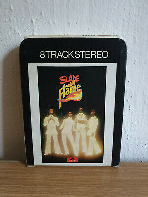 Slade - In Flame - 8 Track • 12.95£