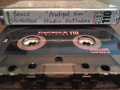 Bruce Springsteen Cassette -  PRODIGAL SON  Studio Outtakes • 3.70£