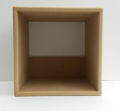 12  Pair Of  Vinyl Record Storage Cube  ( 2 Cube Special Offer  • 35£