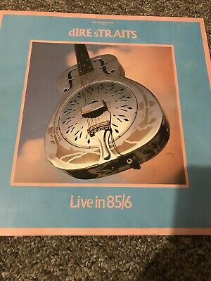 Dire Straits~ Live In 85 ~ Presented By Philips Compact Disc • 10£
