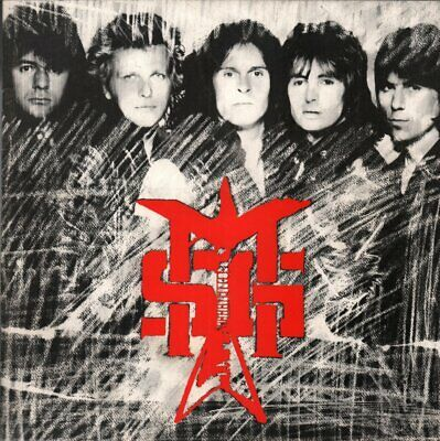 MICHAEL SCHENKER GROUP / STARFIGHTERS On The Rack Tour 1981 TOUR PROGRAMME UK • 12.59£