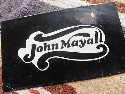 John Mayall Sunday 25th November 1968 Colston Hall Bristol Programme • 15£