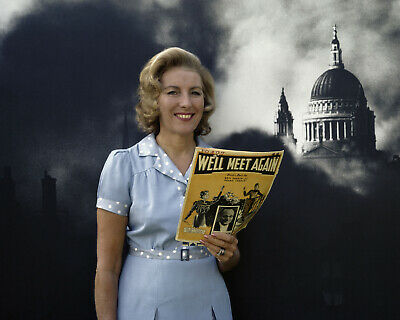 Vera Lynn 32 (film Actress Legends And Singer) Photo Prints-keyrings-mugs • 25£