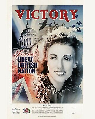 Vera Lynn 36 (film Actress Legends And Singer) Photo Prints-keyrings-mugs • 25£