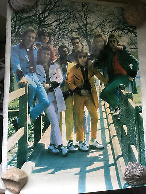 Showaddywaddy Tour Poster 70s • 12.50£