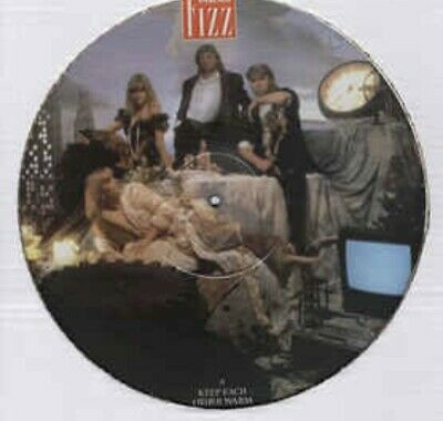 Bucks Fizz Keeop Each Other Warm 12 Inch Picture Disc • 25£