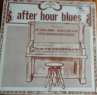 After Hours Blues / Various Artist • 3.50£