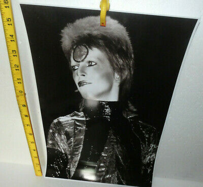 Large Photo David Bowie In Costume  (ref B ) • 3£