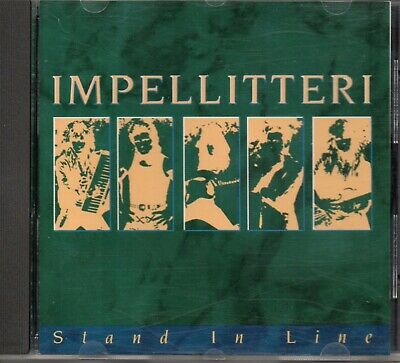Impellitteri - Stand In Line Rare CD Rainbow • 15£