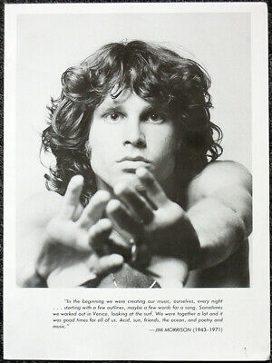 The Doors Poster Page . Jim Morrison . H79 • 6.99£