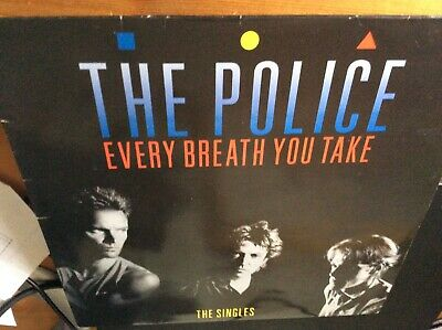 The Police The Singles Record • 4£