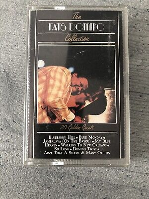The Fats Domino Collection - 20 Golden Greats - Tape Cassette  • 3.99£