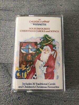 Your Favourite Christmas Carols & Songs WHSmith Children's Company Cassette Tape • 9.99£