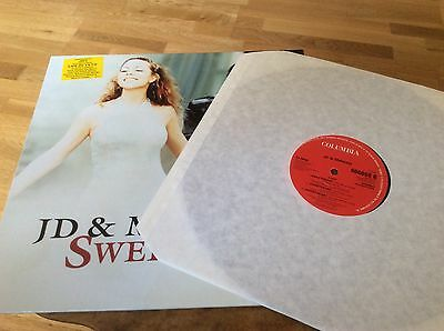 Mariah Carey - Sweetheart - UK 1998 12  Vinyl Single. Never Played. • 35£