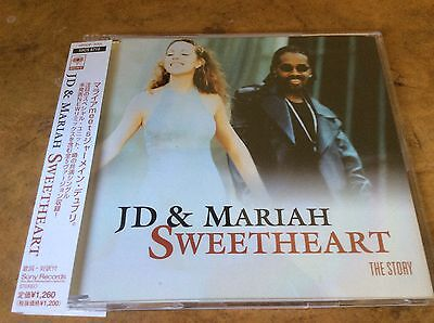 Mariah Carey - Sweetheart - The Story - 1998 Japanese Promo Sampler. Rare • 49.50£