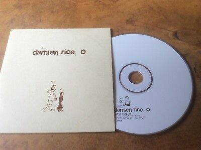 Damien Rice - O - 2003 Album Sampler - Extremely Rare Item • 25£
