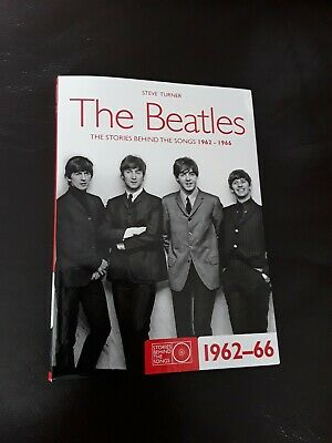 The Beatles Stories Behind The Songs 1962 To 1966 Book • 2.80£