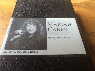 Mariah Carey - Mariah Carey - USA Promo Only Video. Extremely Rare. • 45£