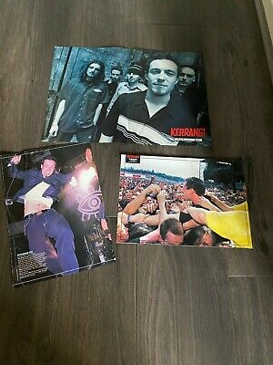 3x Pitchshifter A4 Posters • 0.99£